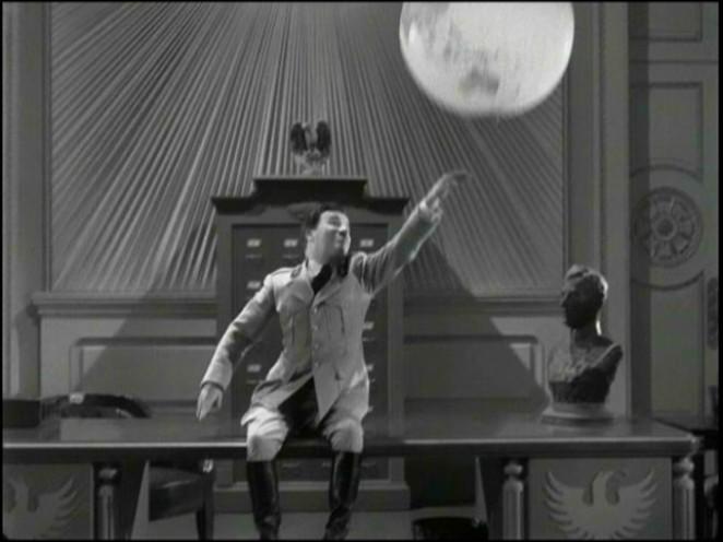 The Great Dictator (1940), UK (mk2/Warner) region 2 DVD screengrab