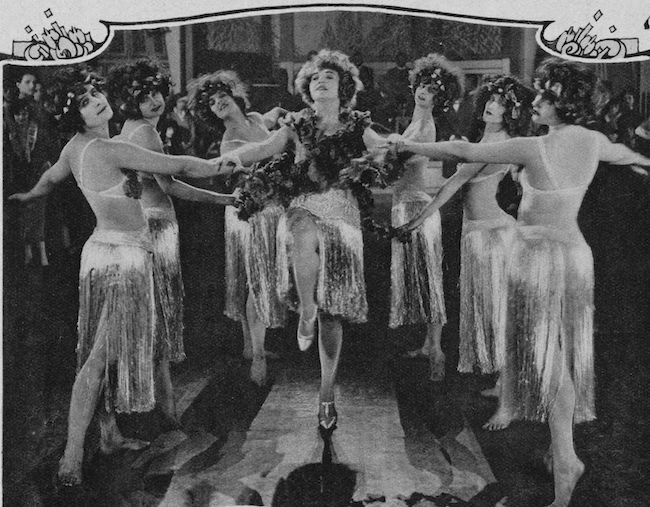 Betty Compson (middle) in Woman to Woman (1923)