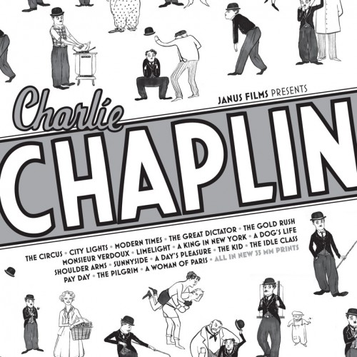 Charting Charlie Chaplin on Criterion Blu-ray and DVD