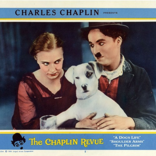 New UK Charlie Chaplin Discs from Artificial Eye