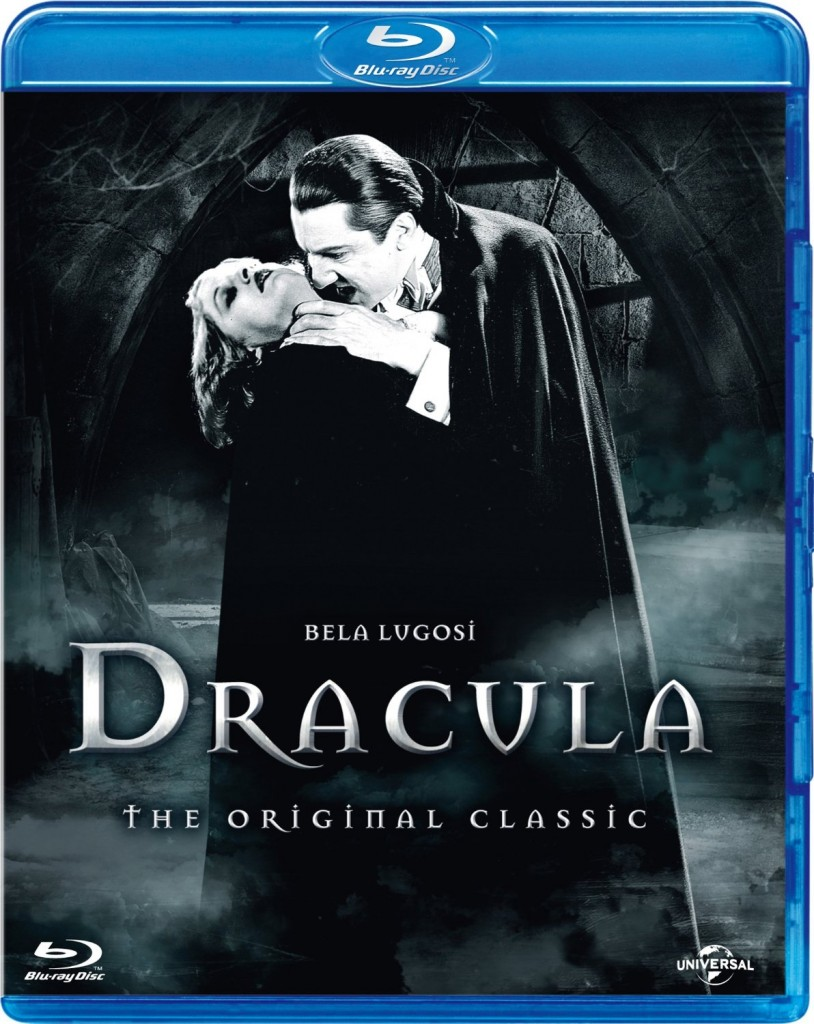 Dracula (1931) with Bela Lugosi, Blu-ray reissue
