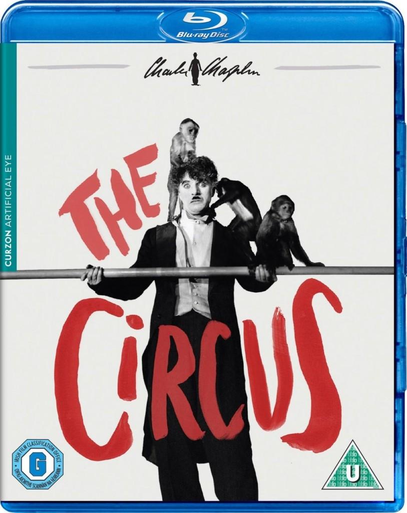 The Circus (1928) UK Blu-ray (Artificial Eye)