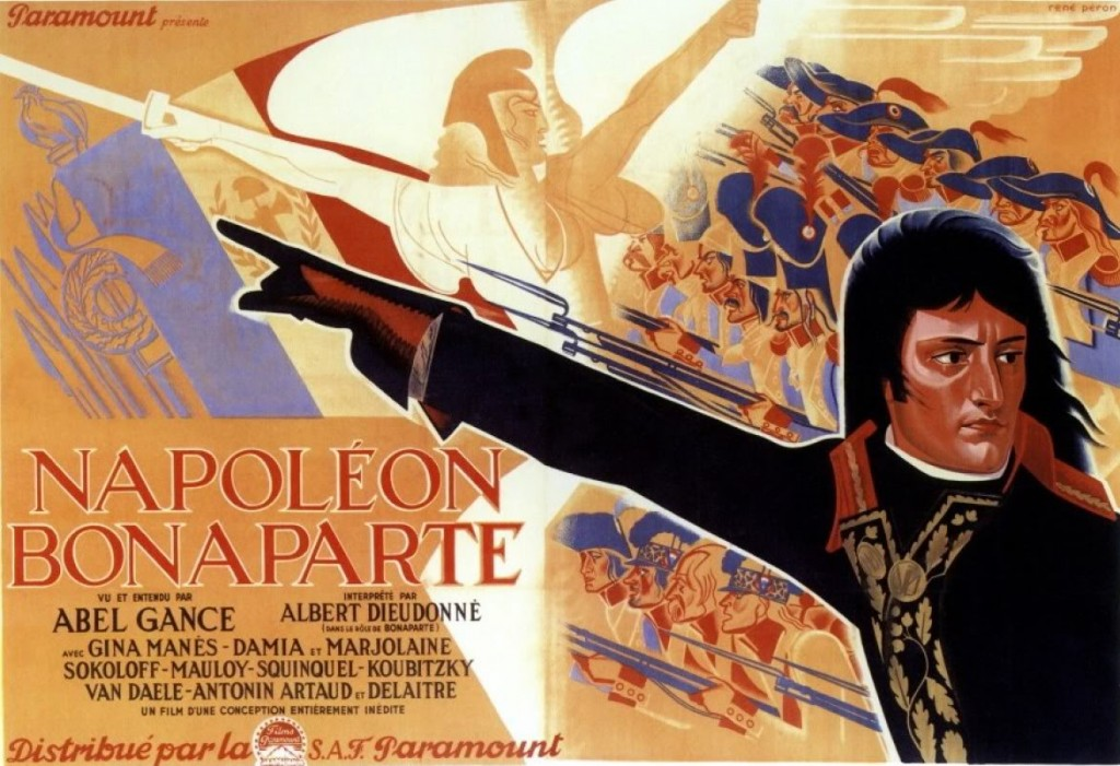 Napoléon (1927) French poster