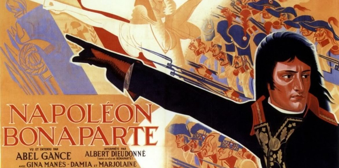 Kevin Brownlow's Napoléon to Make Long-Awaited Début on Home Video