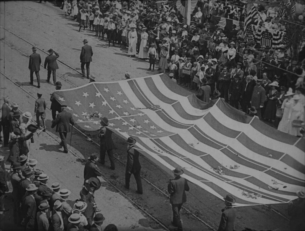 Stolen Glory (1912) BFI Blu-ray screenshot