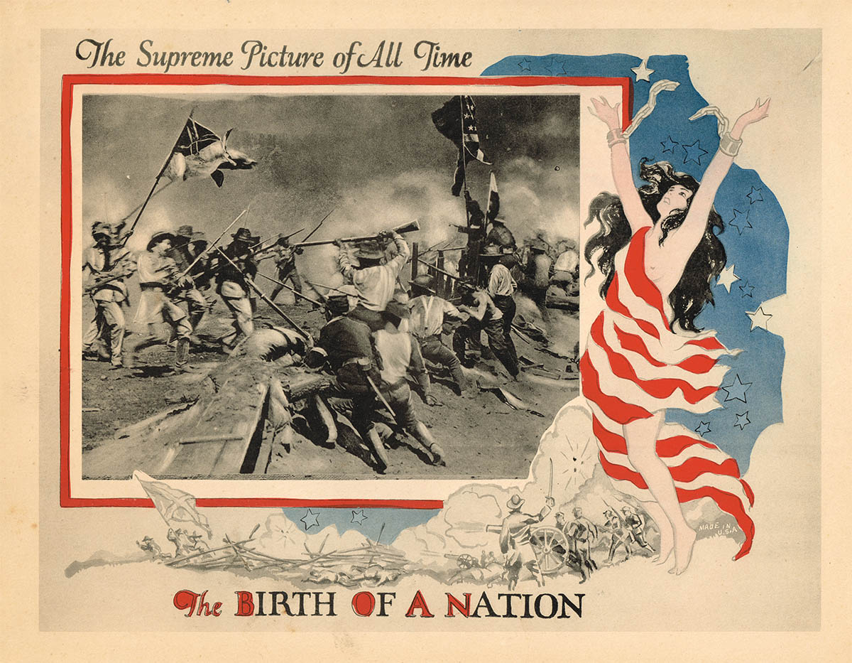 Image result for the birth of a nation premiere 1915