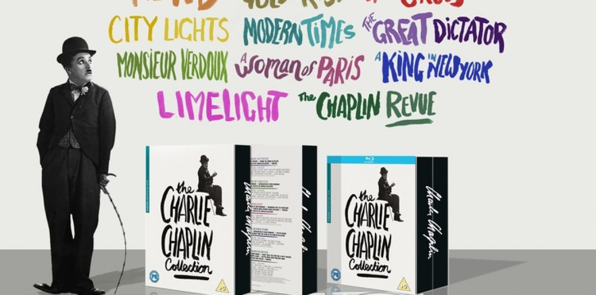 Charlie Chaplin Competition: Win Artificial Eye Blu-rays and DVDs!