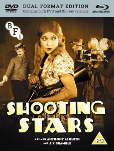Shooting Stars (1928) UK BFI Blu-ray-DVD set