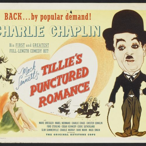 Charlie Chaplin Collectors' Guide: Tillie's Punctured Romance (1914)