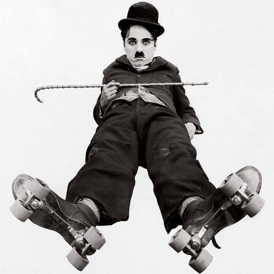 Charlie Chaplin in The Rink (1916)