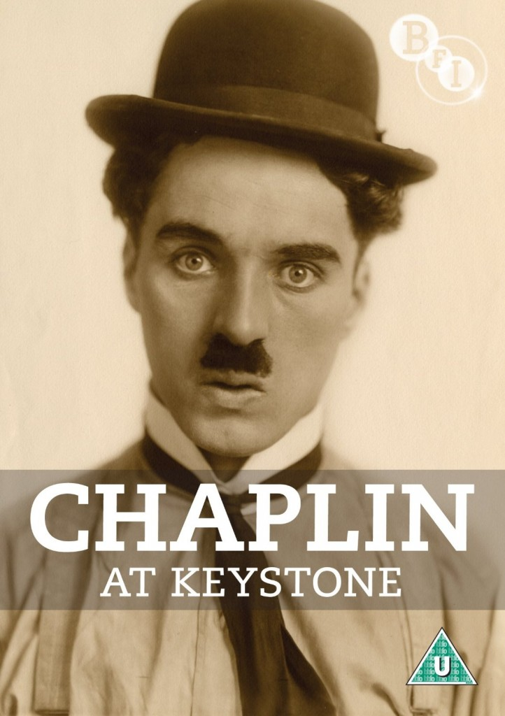 Chaplin at Keystone (BFI) UK DVD box set