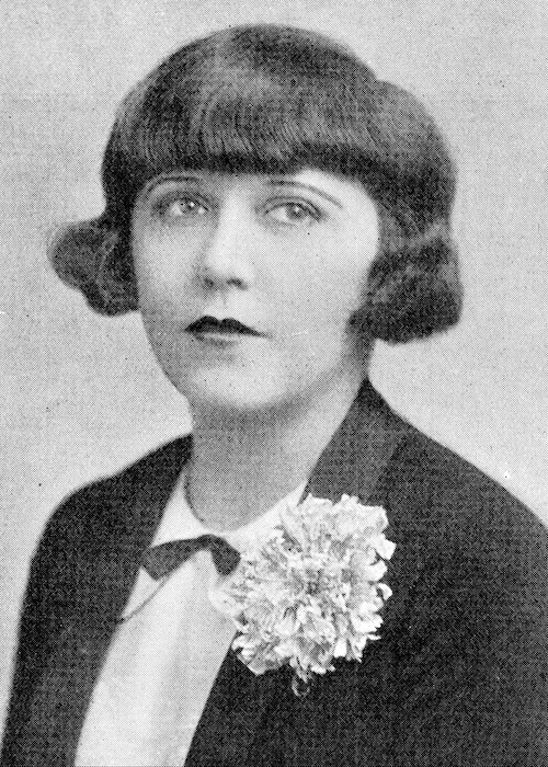 Dolly Tree at the height of her fame in 1925