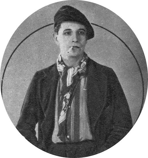 Ivor Novello in The Return of the Rat (1929)