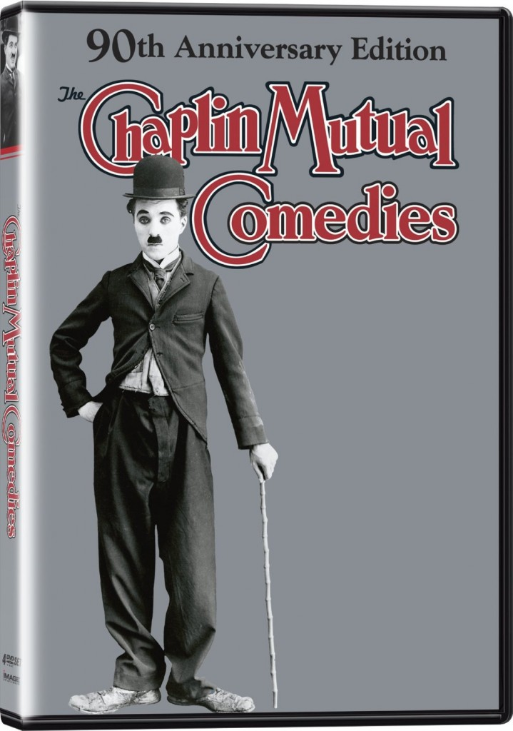 The Chaplin Mutual Comedies: 90th Anniversary Edition (Image) US DVD set