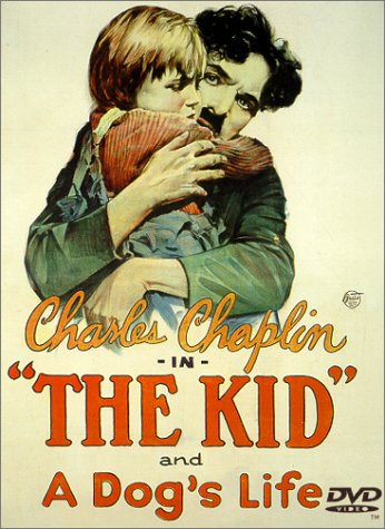The Kid (1921), US (Image/CBS-Fox) DVD