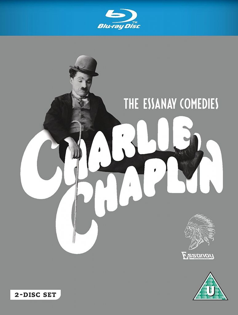 Charlie Chaplin The Essanay Comedies UK BFI Blu-ray