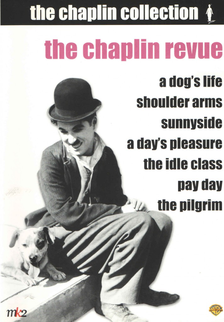 The Chaplin Revue (1959) US DVD (mk2-Warner)