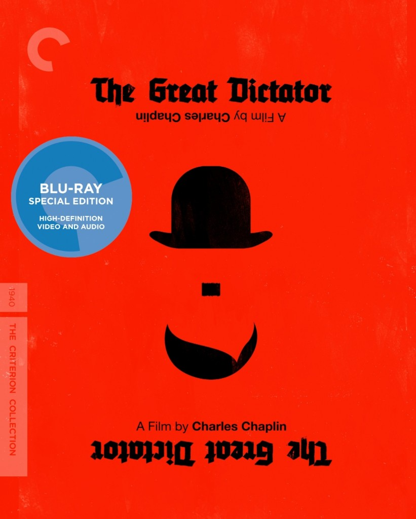 The Great Dictator (1940) Charlie Chaplin, Criterion US Blu-ray