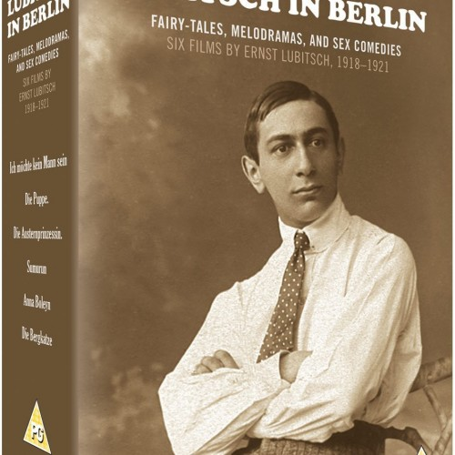 Giveaway: Win a Lubitsch in Berlin (1918–1921) 6-DVD box set