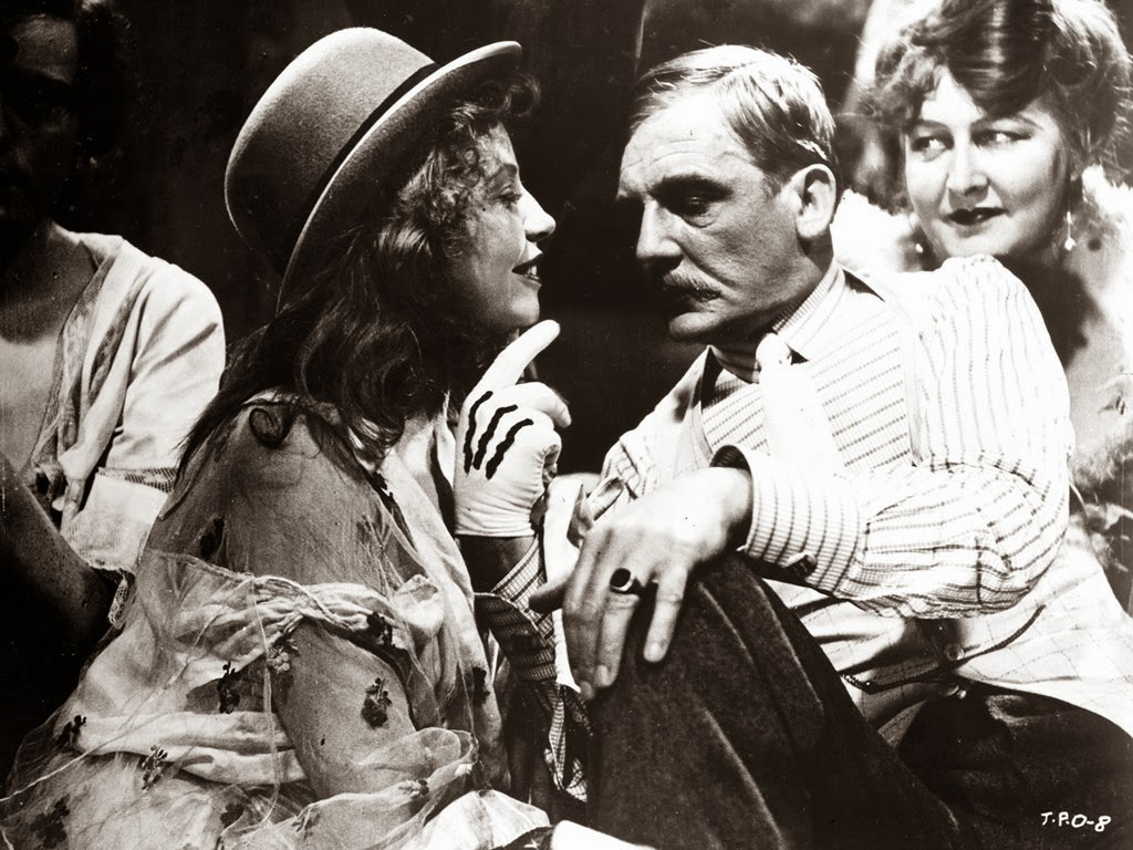 Carola Neher and Rudolf Forster in Die Dreigroschenoper aka The Threepenny Opera