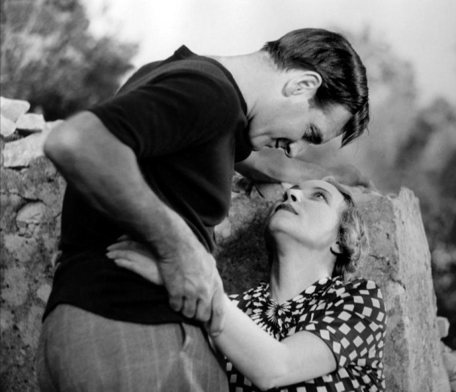 Pierre Fresnay and Orane Demazis in Marius (1931)