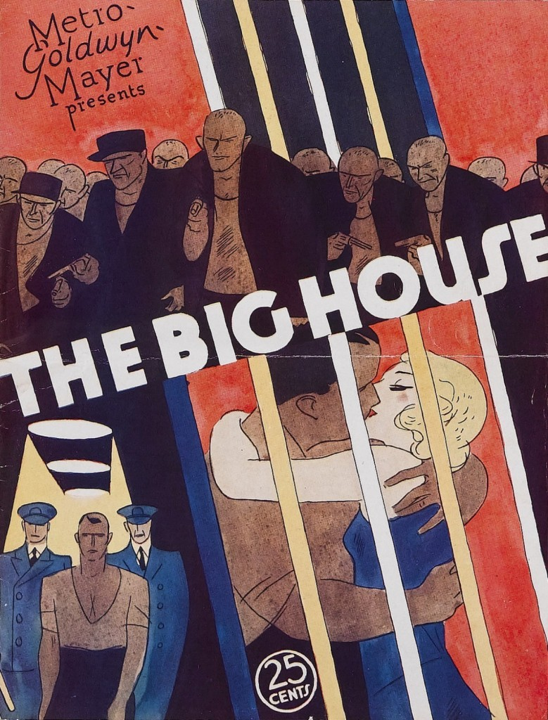 The Big House (1930) US film poster