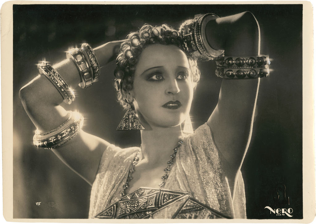 Brigitte Helm in L'Atlantide aka The Mistress of Atlantis (1932)
