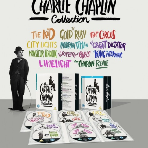 Artificial Eye's New UK Chaplin Blu-rays Reviewed
