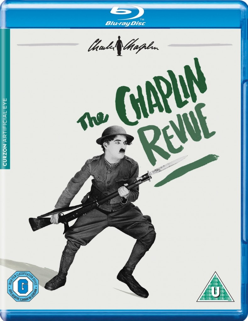 The Chaplin Revue (1959) UK Blu-ray (Artificial Eye)
