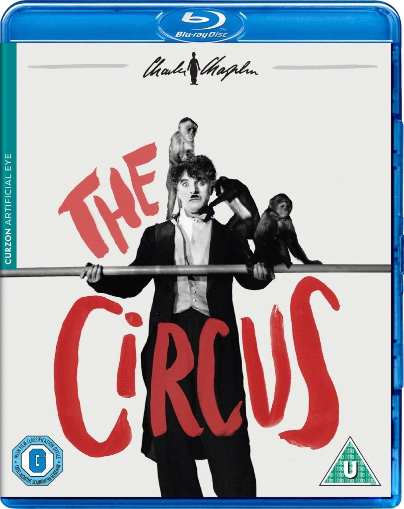 The Circus (1928) UK Blu-ray (Artificial Eye)