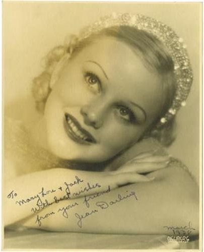 Jean Darling, 1938