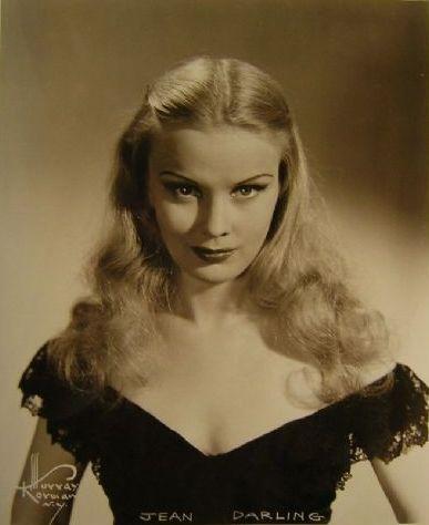 Jean Darling, c.1940s