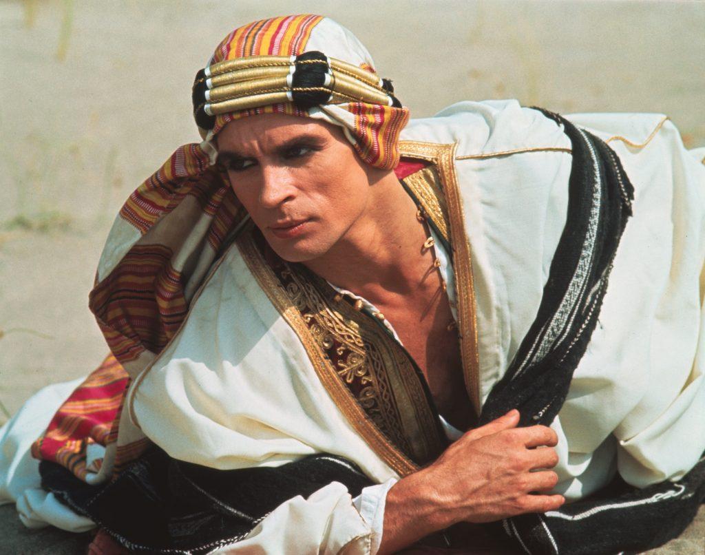 Rudolf Nuryev in Ken Russell's Valentino (1977)