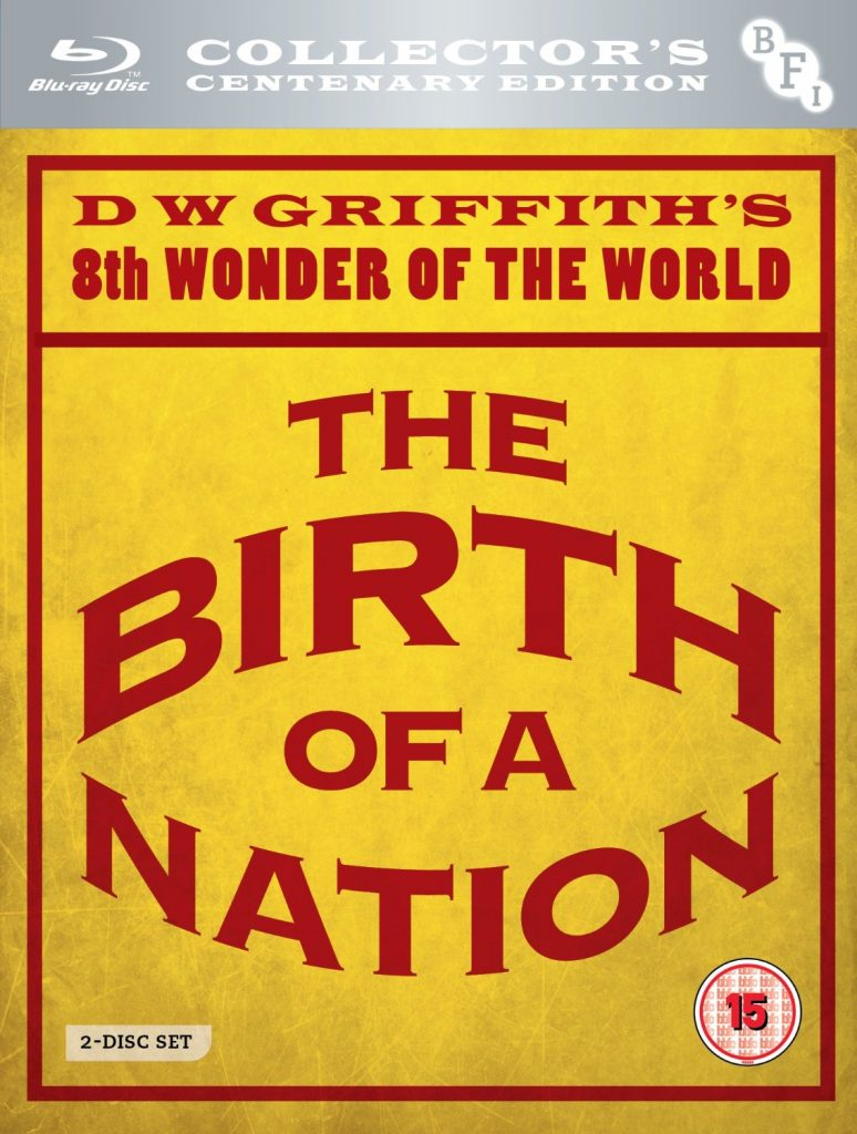 The Birth of a Nation (1915) UK BFI Blu-ray