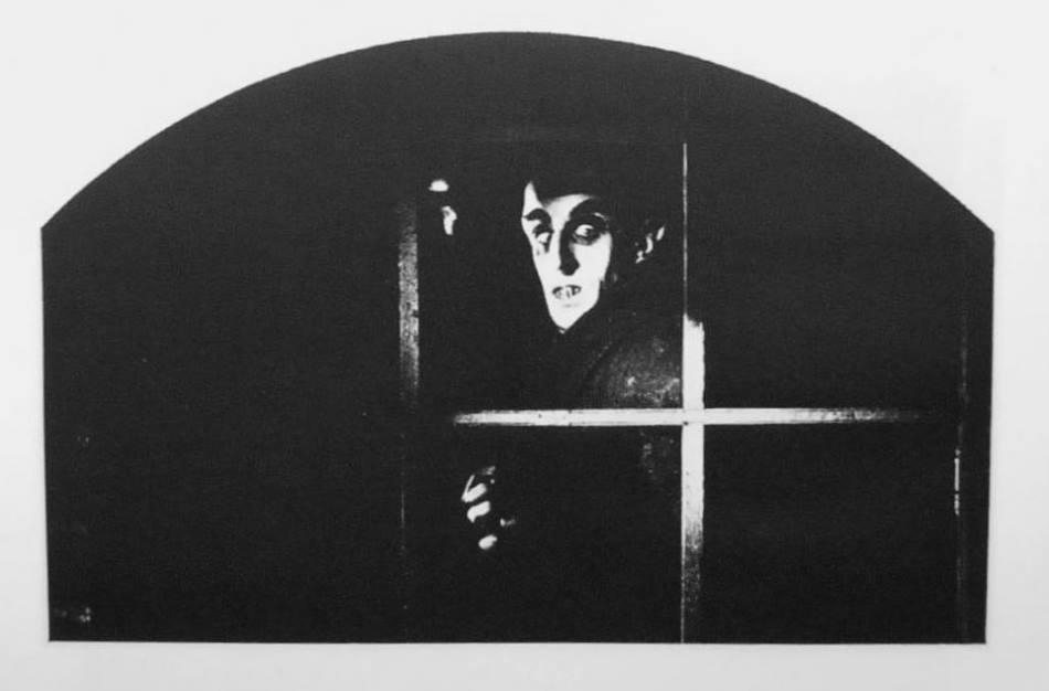 Count Wolkoff (Orlok) in Die zwölfte Stunde. Eine Nacht des Grauens (1930), revision of Nosferatu (1922)
