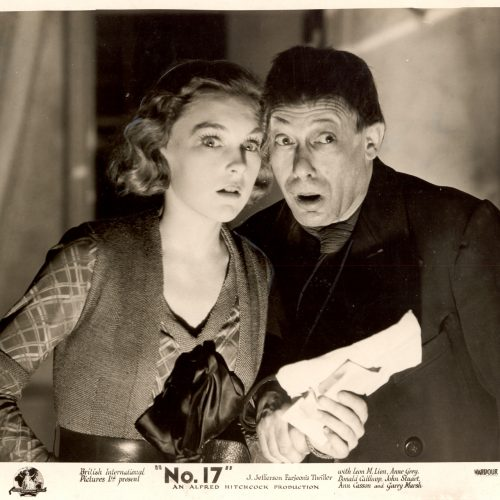 Alfred Hitchcock Collectors' Guide: Number Seventeen (1932)