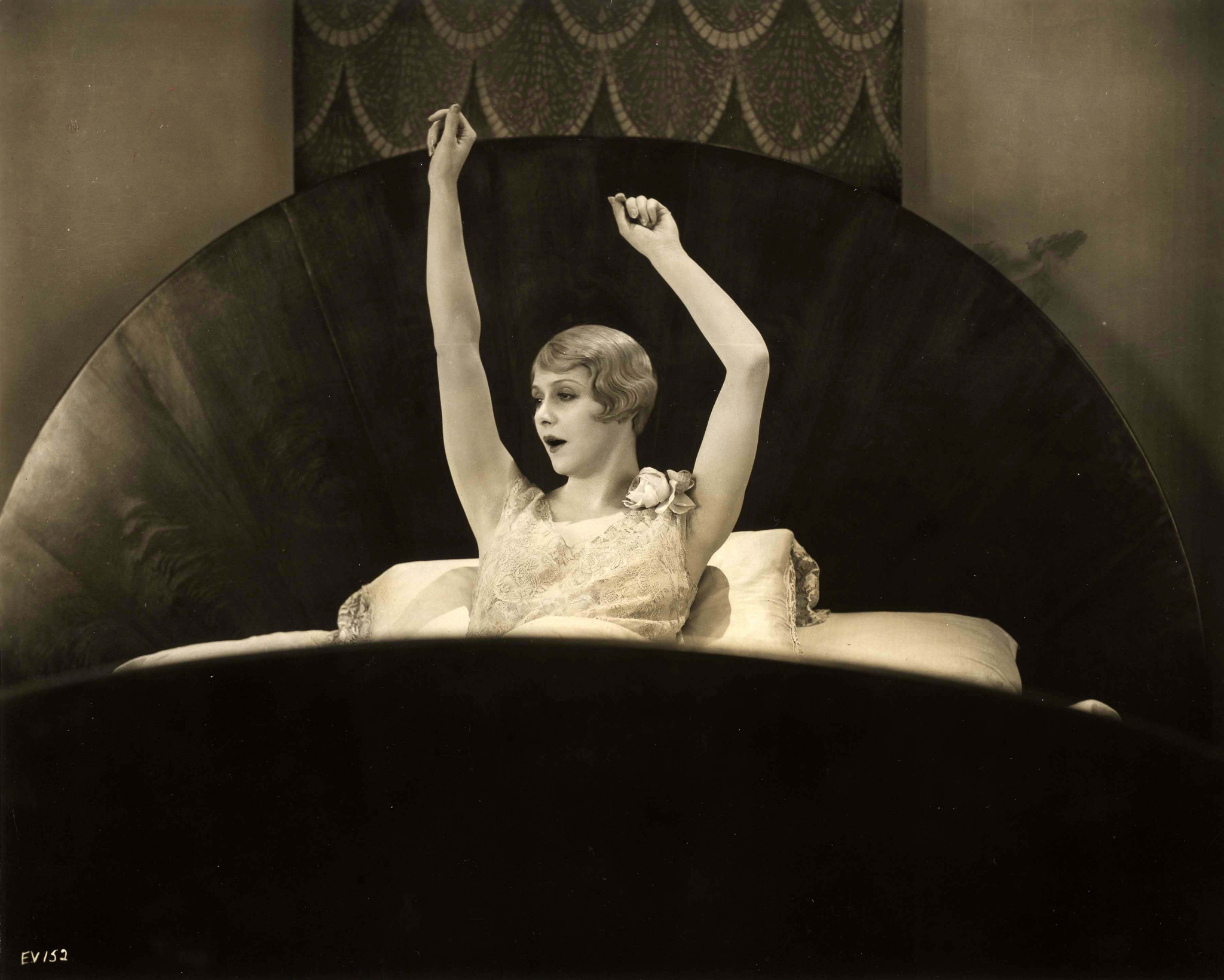 Isabel Jeans in Easy Virtue (1927, dir. Alfred Hitchcock)
