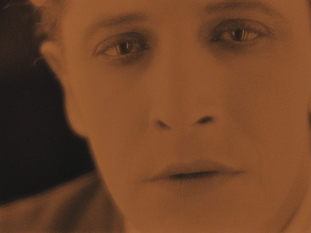 Ivor Novello in The Lodger (1926, dir. Alfred Hitchcock) US Criterion Blu-ray