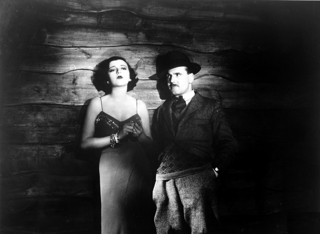 Phyllis Konstam and Edward Chapman in The Skin Game (1931, dir. Alfred Hitchcock)