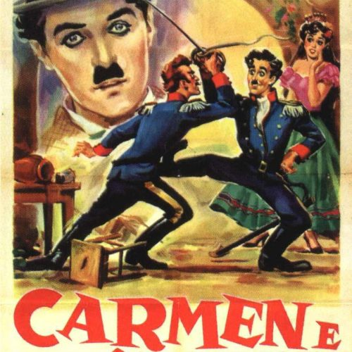 Charlie Chaplin Collectors' Guide: A Burlesque on Carmen(1915)