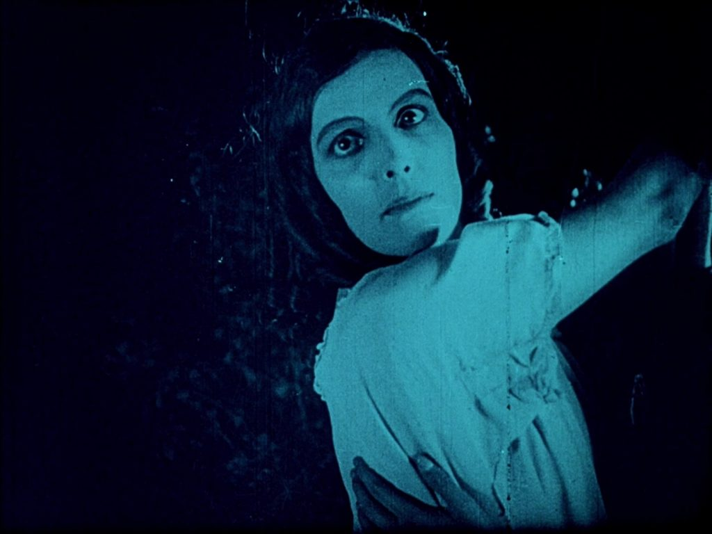 Greta Schröder in Nosferatu (1922) UK BFI Blu-ray