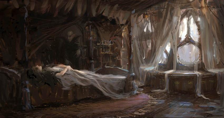 Nosferatu (1922) by Marco Bucci, 2011