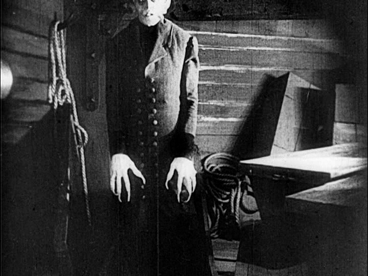 Nosferatu (1922) US Elite Entertainment bootleg DVD