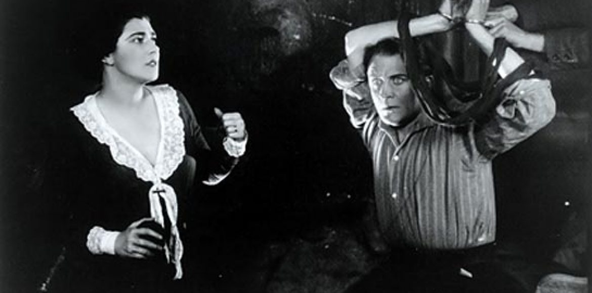 Alfred Hitchcock Collectors' Guide: The Mountain Eagle (1926)