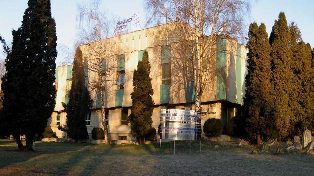Radio Hall Cluj in 2014