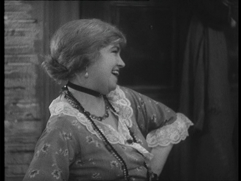 Maire O'Neill in Juno and the Paycock (1930, dir. Alfred Hitchcock) UK Film First DVD
