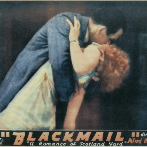 Alfred Hitchcock Collectors' Guide: Blackmail (1929)
