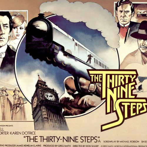 Alfred Hitchcock Collectors' Guide: The 39 Steps (1935), Part 4
