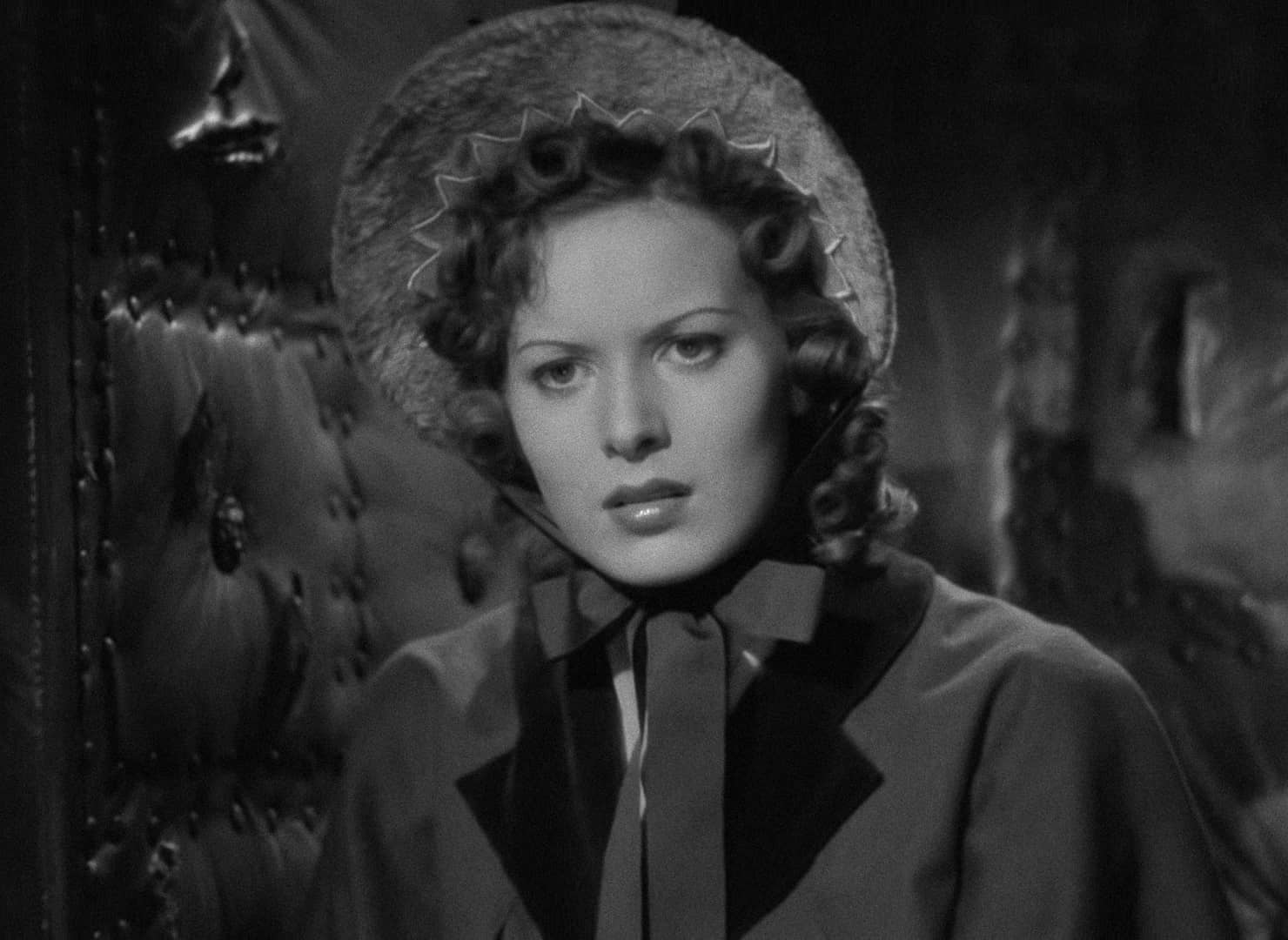 Maureen O'Hara in Jamaica Inn (1939, dir. Alfred Hitchcock) UK Arrow Blu-ray