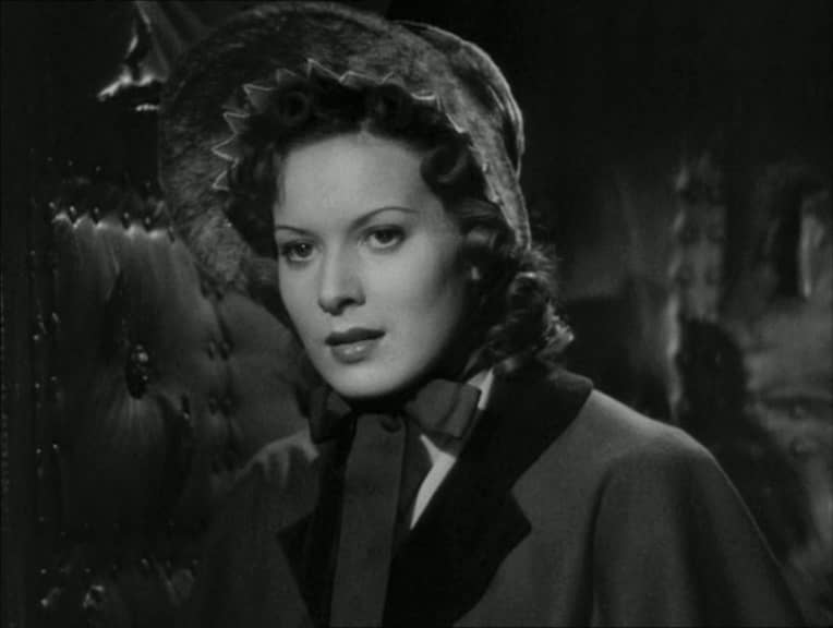 Maureen O'Hara in Jamaica Inn (1939, dir. Alfred Hitchcock) UK Network DVD